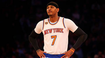 Report: Carmelo Anthony, Phil Jackson to meet this week