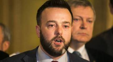 uk government rules out british-irish joint rule for northern ireland
