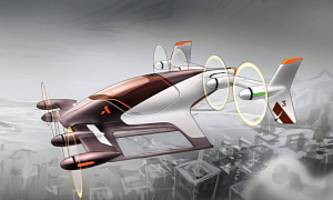 Airbus Wants To Test Flying Car By the End of the Year