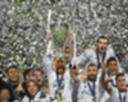 Expect the Unexpected - The UEFA Champions League returns