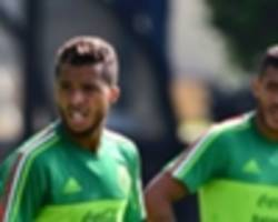gio dos santos says brother jonathan and galaxy both interested in a move