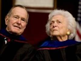 Barbara Bush admitted to hospital
