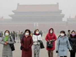 chinese take 'lung cleansing' trips abroad to dodge smog