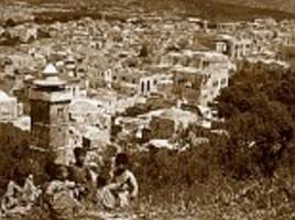 images from the last days of ottoman rule in the holy land