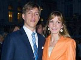 Princess Tessy of Luxembourg is divorcing Prince Louis