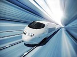 south korea train 'will travel at the speed of sound'