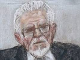 Rolf Harris fan says he groped her on Saturday Superstore