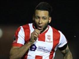 lincoln's fa cup hero admits: 'my missus had a dream'