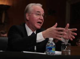 trump's pick for the top us healthcare role got hammered for shady investments into medical companies