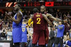 Reminder: It Was a Regular Season Game for the Cleveland Cavaliers