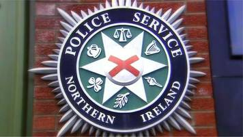 turf lodge: man shot twice in both legs in paramilitary-style attack.