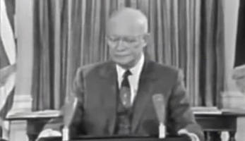 56 Years Ago Today, Eisenhower Warned Americans Of The Unwarranted Influence Of The Deep State