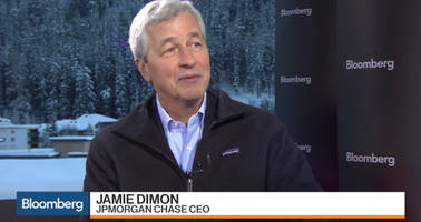 Jamie Dimon: The Euro Zone May Not Survive
