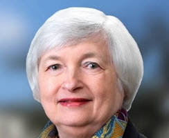 janet yellen explains the goals of monetary policy... seriously - live feed