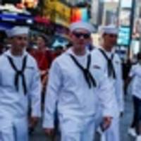 hello, sailor! nyc fleet week 2017 will be may 24th-30th