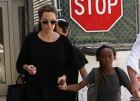 Angelina Jolie Receives Heartfelt Plea From Zahara's Biological Mom to Reconnect With Daughter