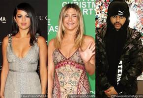 Selena Gomez Gets Advice From Jennifer Aniston on The Weeknd Romance: Ignore the Haters