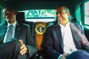 jerry seinfeld's comedians in cars getting coffee is leaving crackle for netflix