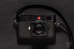 Leica's latest M camera blends the new with the old
