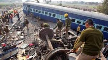 bihar police claims pakistan's isi link behind kanpur train mishap