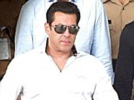 Salman Khan acquitted in case linked to 1998 deer death