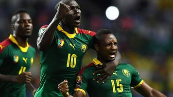 Cameroon fight back to deny Guinea-Bissau