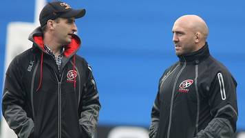 gavin cattle and alan paver: cornish pirates coaches agree new deals until may 2019