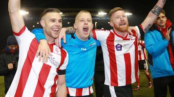 lincoln city: danny cowley challenges players after shock fa cup win over ipswich