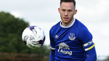 Gethin Jones: Barnsley sign Everton defender on loan until the end of the season