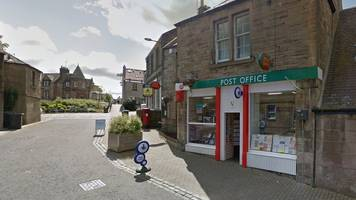 man guilty of post office armed robbery on the outskirts of edinburgh