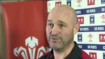 alex king: new wales attack coach promises 'ambitious' style