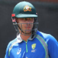 neck injury forces lynn out of odi series