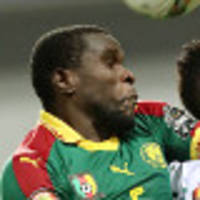 Cameroon rally to beat Guinea-Bissau