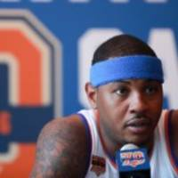 Carmelo Anthony Meets With Phil Jackson, Reaffirms His Desire To Stay With Knicks