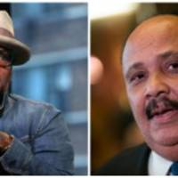 d.l. hughley reads martin luther king iii to high heavens for meeting with trump