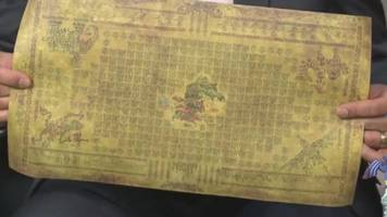Zelda Fans Discover Breath of the Wild Story Details Using Special Map