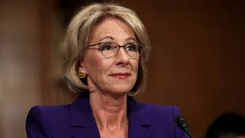 democrats leave devos hearing with more questions than answers