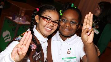 girl scouts will march in the inauguration day parade