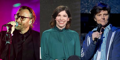 the national, sleater-kinney, tig notaro, more to perform at women's march after-party
