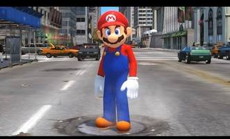 Super Mario Odyssey in GTA's Liberty City is the plumber's worst adventure ever