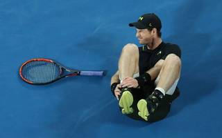Sir Andy Murray douses concerns over ankle injury