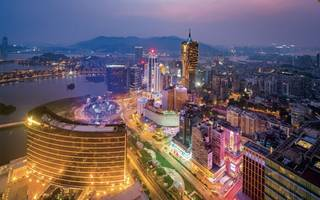 why macao is  firmly on the map