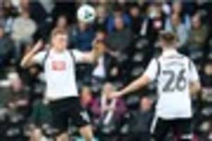 Who should Derby County's centre-back pairing be - the results