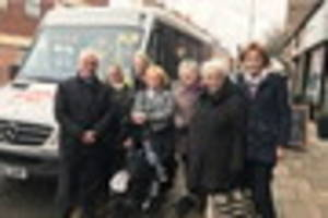 hart bus service will help isolated residents and the nhs after...