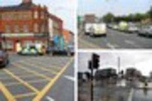 hull's most dangerous road revealed
