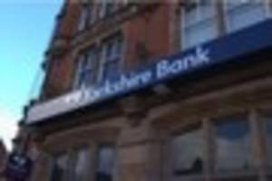 Yorkshire Bank branches in Hull and Goole to close
