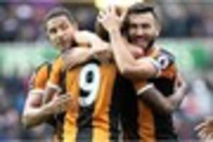 hull city must retain jake livermore and robert snodgrass during...