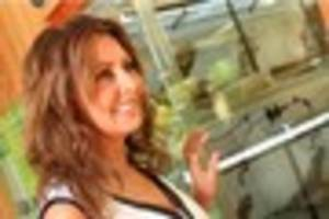 bristol's carol vorderman has her sights fixed on conquering...