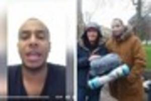 watch: how one man's facebook sleeping bag rant became an...