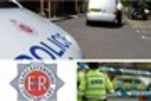 delays expected after two-vehicle crash in tuffley